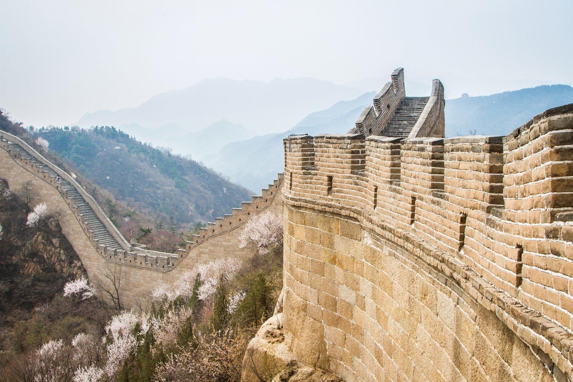 Tickets, museos, atracciones,Entradas a atracciones principales,Excursión a la Muralla China