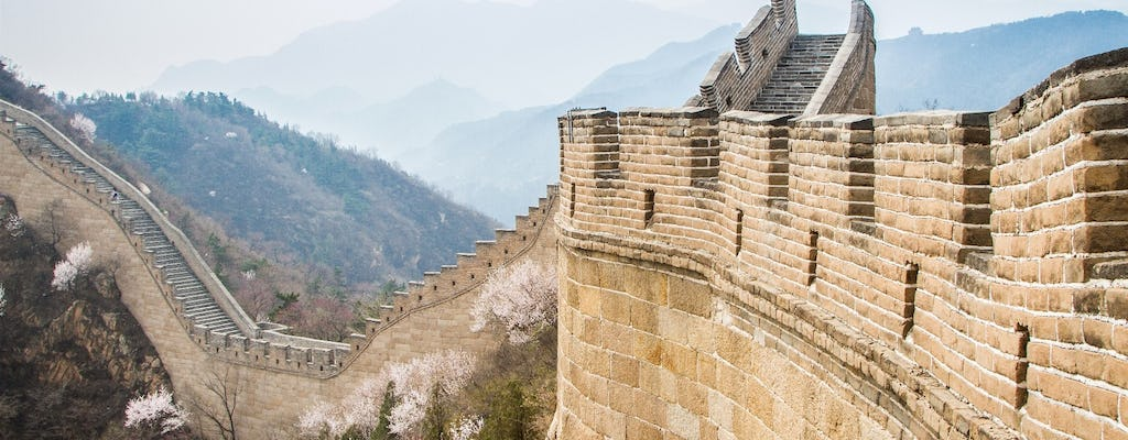 Beijing group day-tour of Badaling Great Wall and Ming tombs