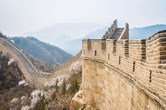 Visite en groupe à Beijing des tombes de Badaling, de la Grande Muraille et des Ming