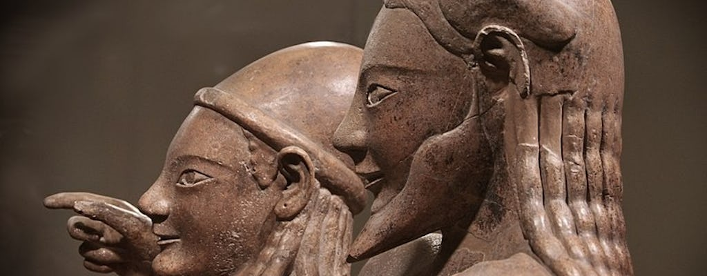 Skip-the-line tickets for National Etruscan Museum of Villa Giulia