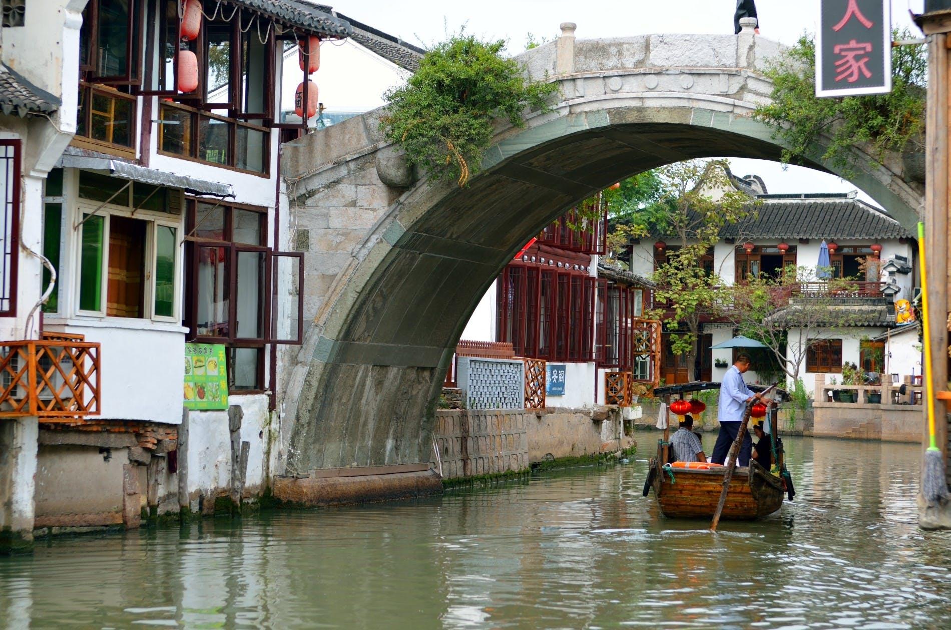 Tickets, museos, atracciones,Entradas a atracciones principales,Excursión a Zhujiajiao