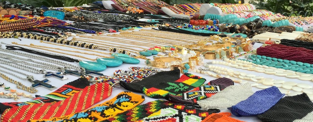 Medellin handcrafts and flea markets tour