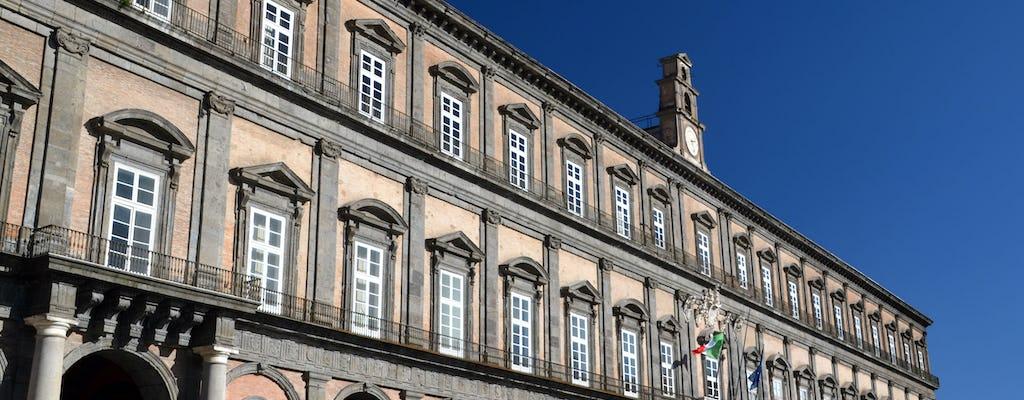 Entradas para el Palacio Real de Nápoles con audioguía