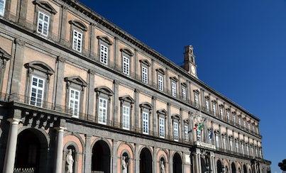 Ver la ciudad,Tours temáticos,Tours históricos y culturales,Palacio Real