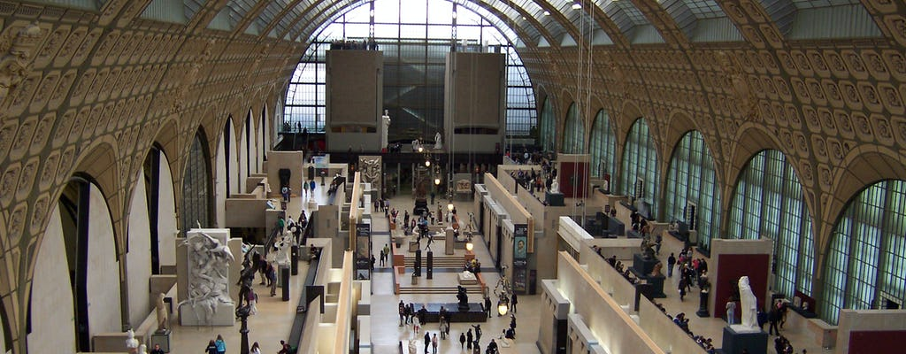 Orsay Museum skip-the-line tickets and guided tour of the highlights