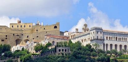 forteresse-castel-sant-elmo - Photos