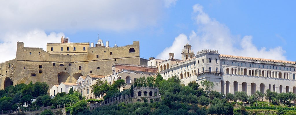 Tickets for Castel Sant'Elmo