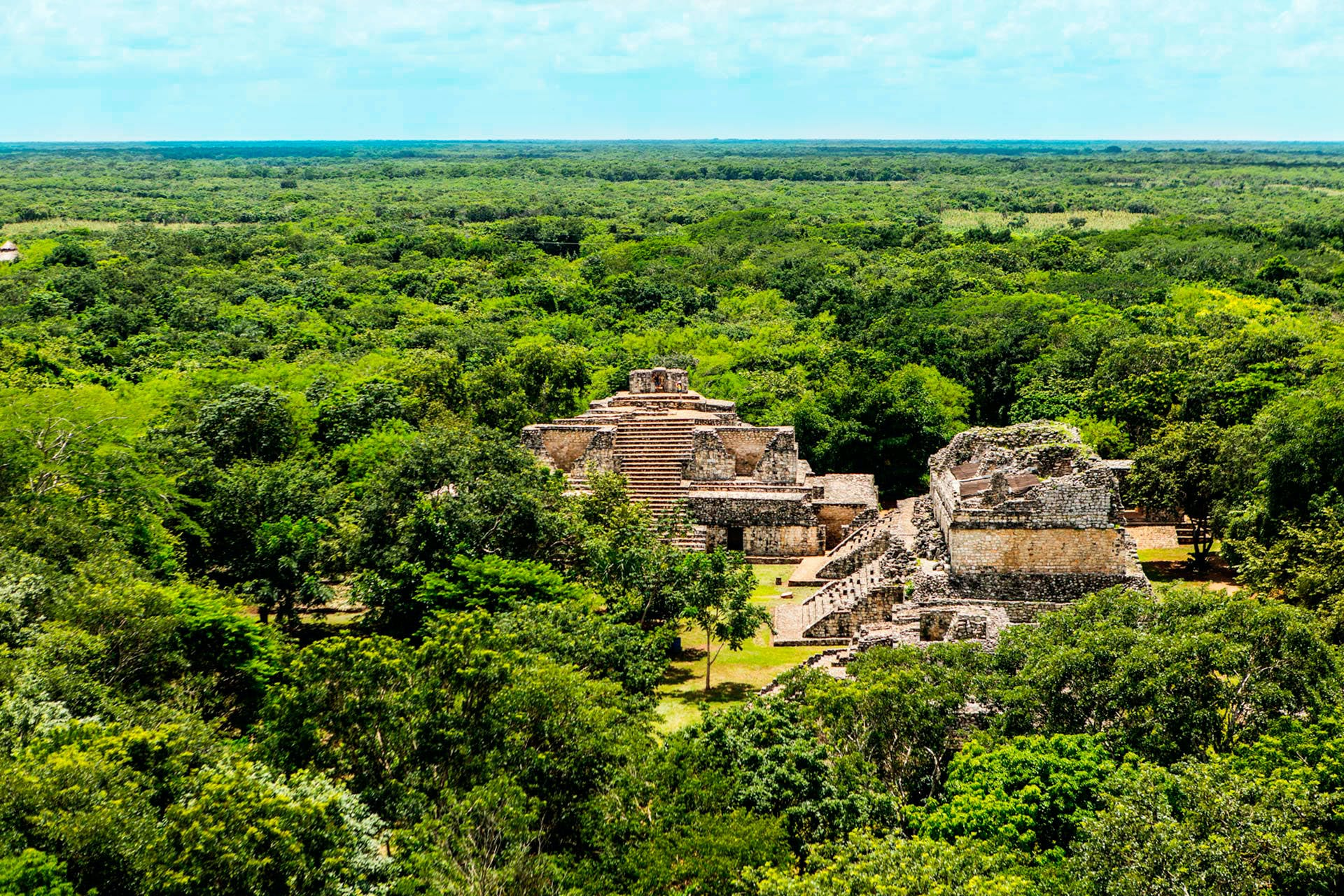 Private tour of Chichen Itza, Ek Balam, and Ik Kil Cenote from Cancun and Riviera Maya