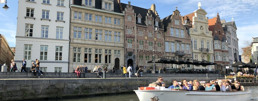 Guided cruise with 1 Gulden Draak Beer included