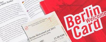 Berlin Welcome Card!