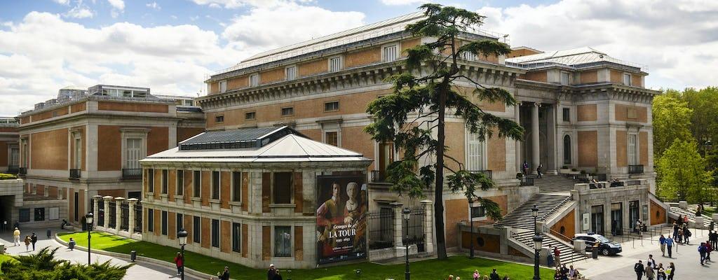 Bilety wstępu do Muzeum Prado i zwiedzanie z profesjonalnym przewodnikiem
