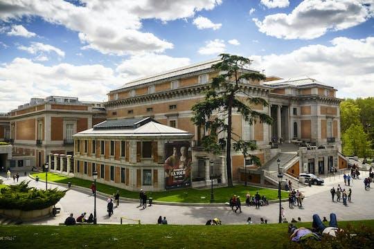 Billets d'entrée et visite du Musée du Prado avec un guide expert