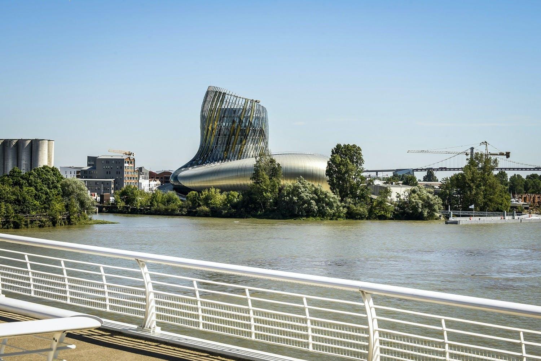 """La Cite du Vin"" tickets in Bordeaux  with wine tasting"