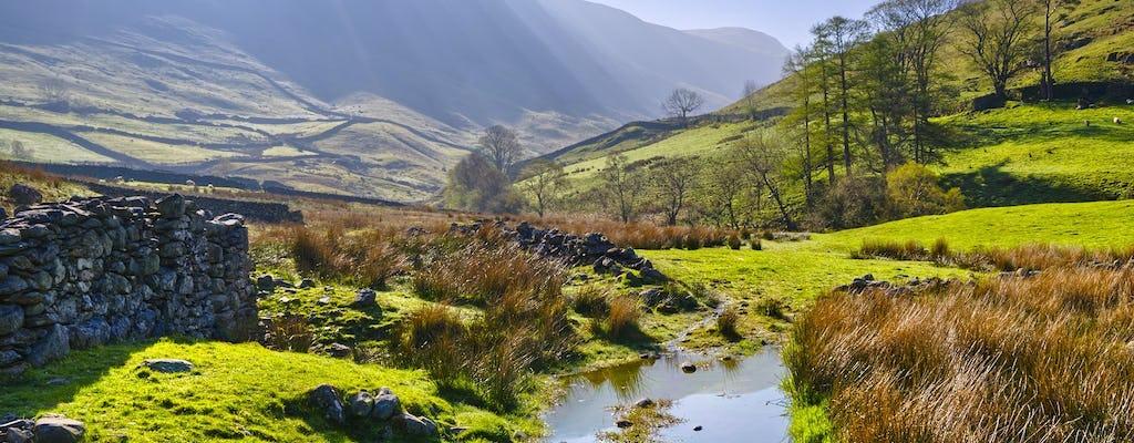 Lake District y tour de té por la tarde