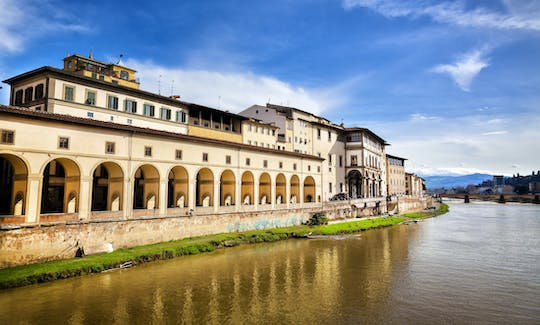 Last-minute guided tour of the Uffizi Gallery with Firenzecard
