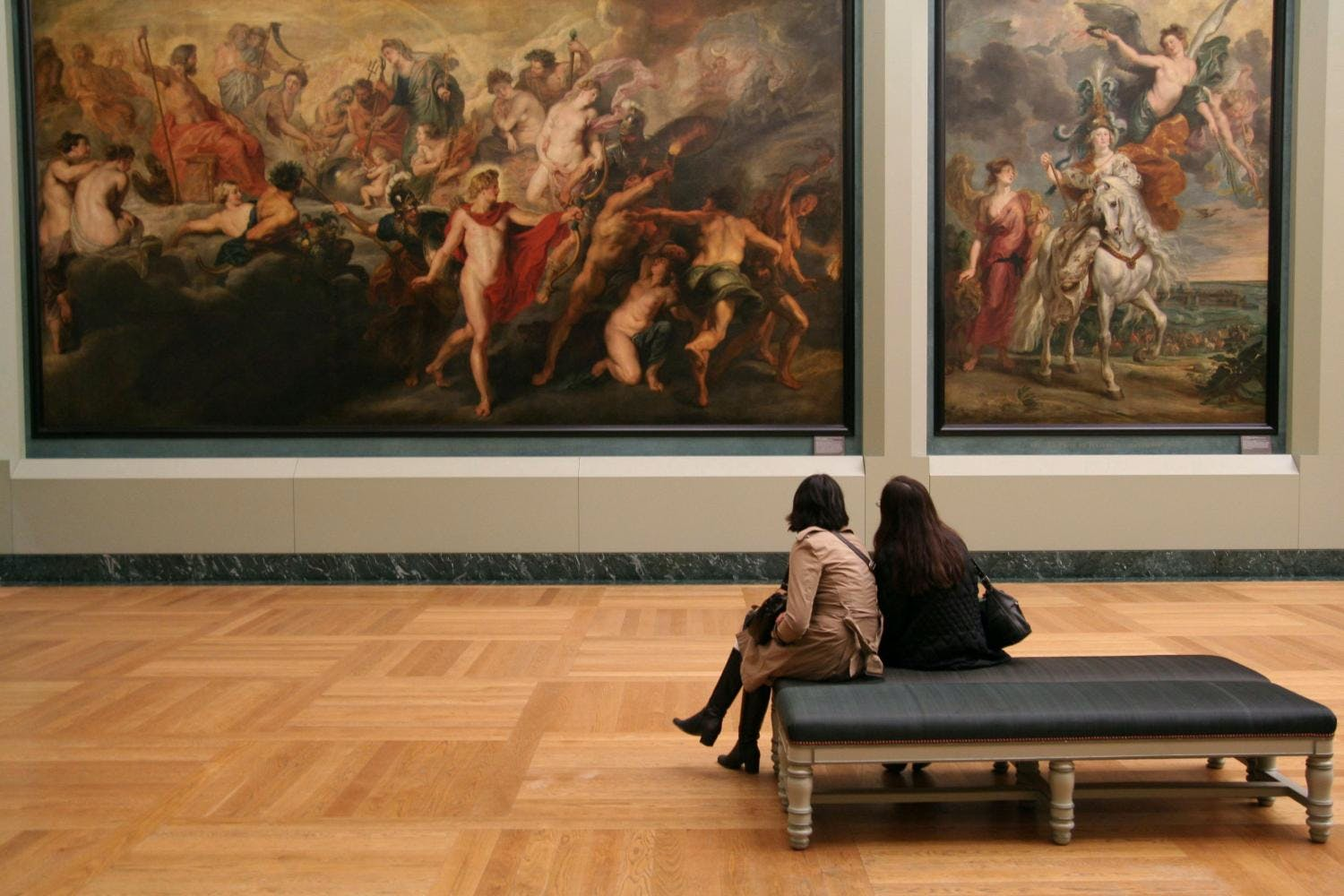 Louvre Museum fast pass tickets and audioguide