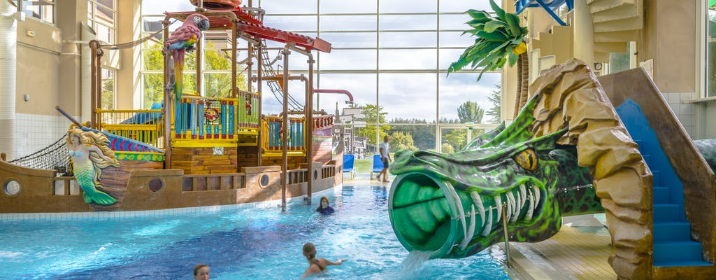 Disneyland® Paris tickets with 2 nights at Explorers Hotel