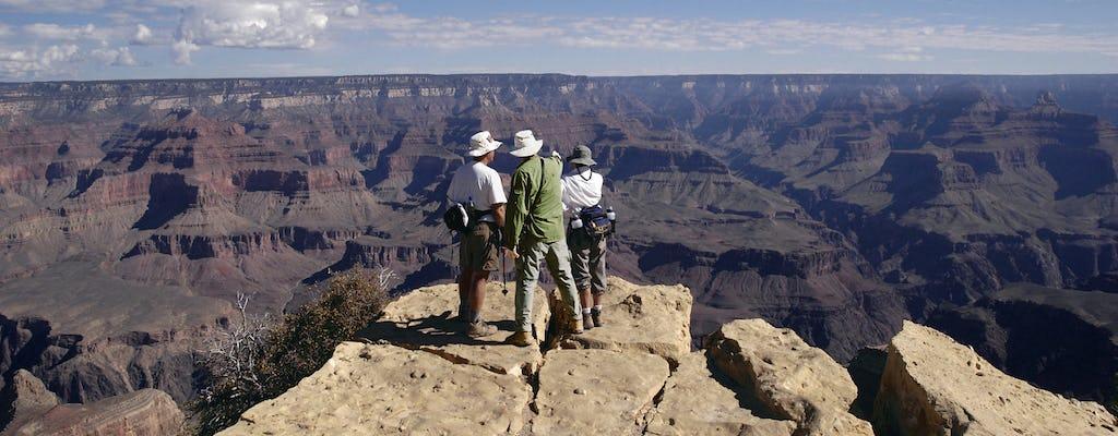 Privé dagtocht door de Grand Canyon South Rim