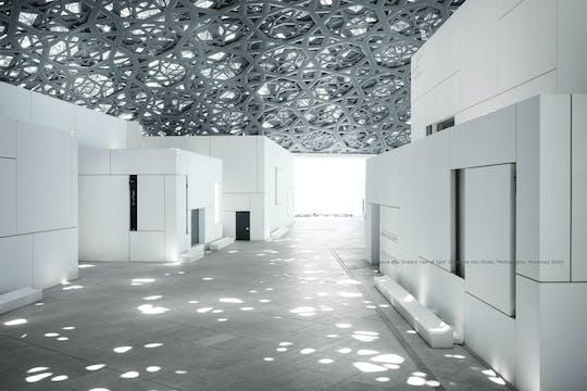 Tour del Museo del Louvre di Abu Dhabi e della Gran Moschea da Dubai