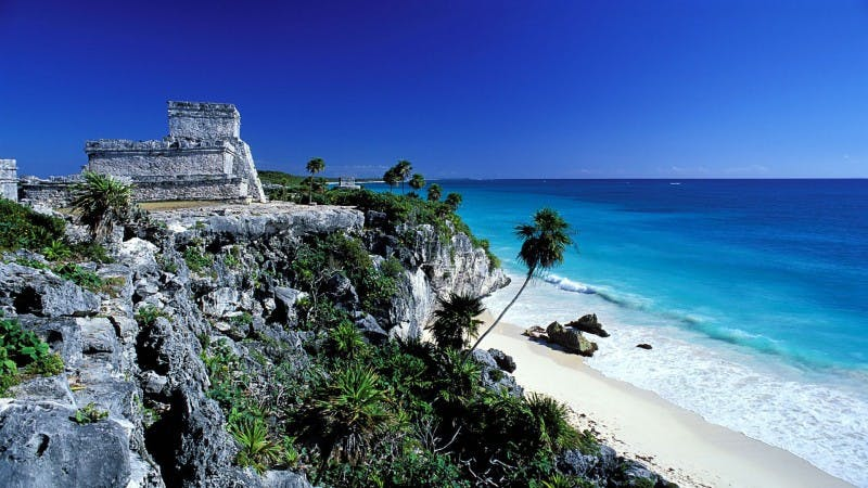 Half-day private Tulum and Sak Aktun Cave Cenote tour from Cancun