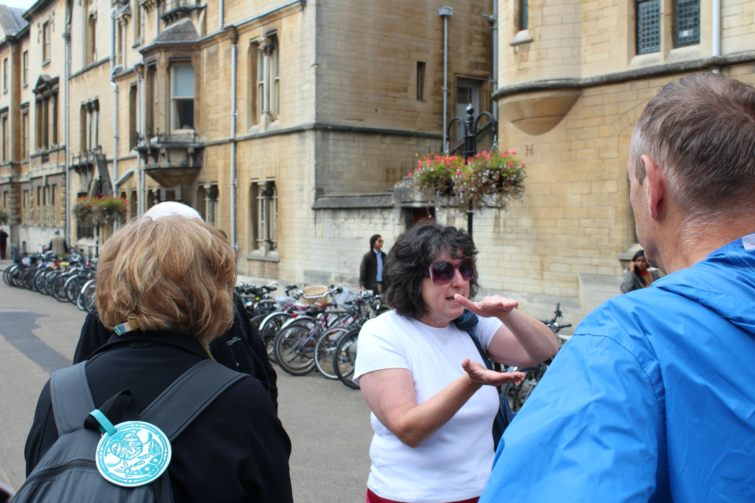 Inspector Morse, Lewis and Endeavour filming locations tour of Oxford