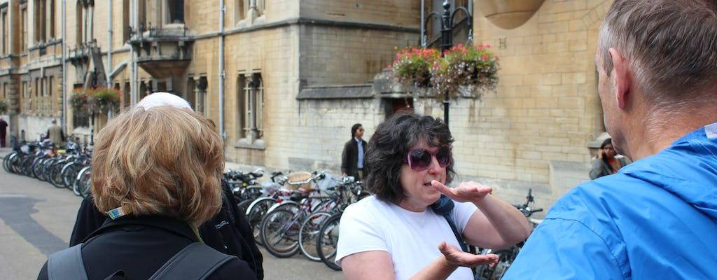 Инспектор Морс, Льюис и Индевор съемок тур в Оксфорд