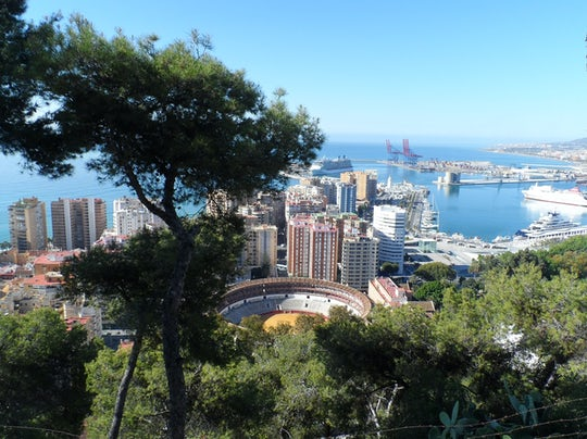 Málaga guided tour with Picasso Museum fast-track tickets, tapas and drinks