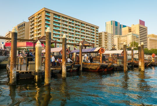 Dubai combo city tour and dhow cruise with dinner