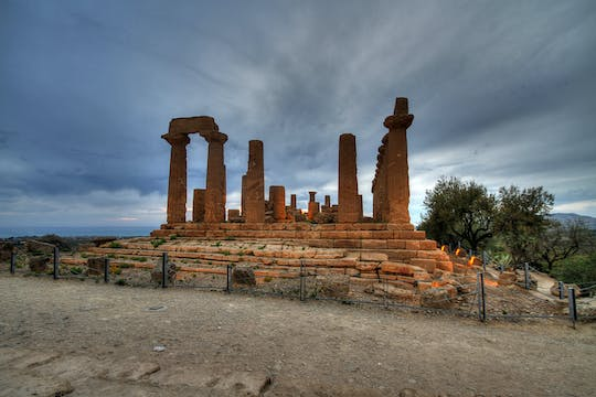 Valley of the Temples and Archaeological Museum of Sicily private tour