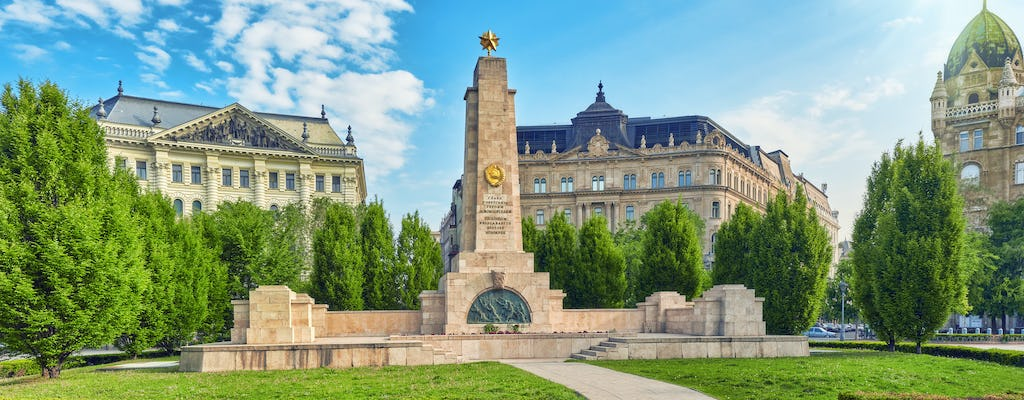 Small-group tour of communist Budapest