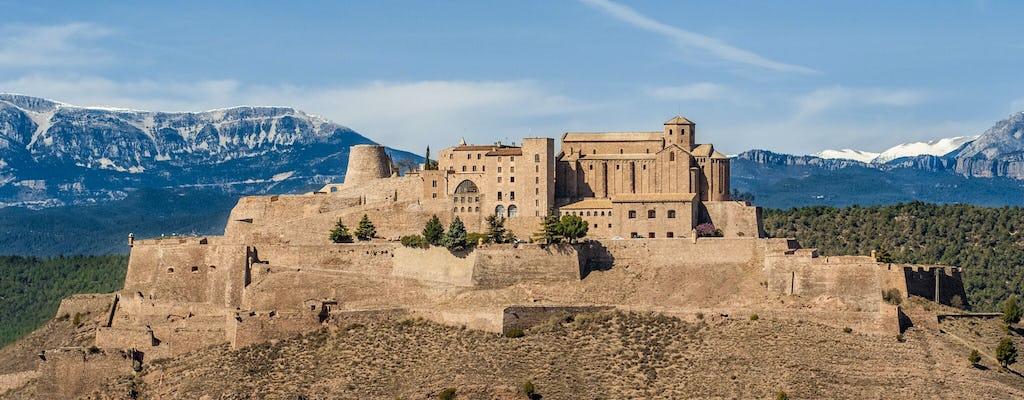 Cardona i Montserrat, całodniowa wycieczka z Barcelony z brunchem