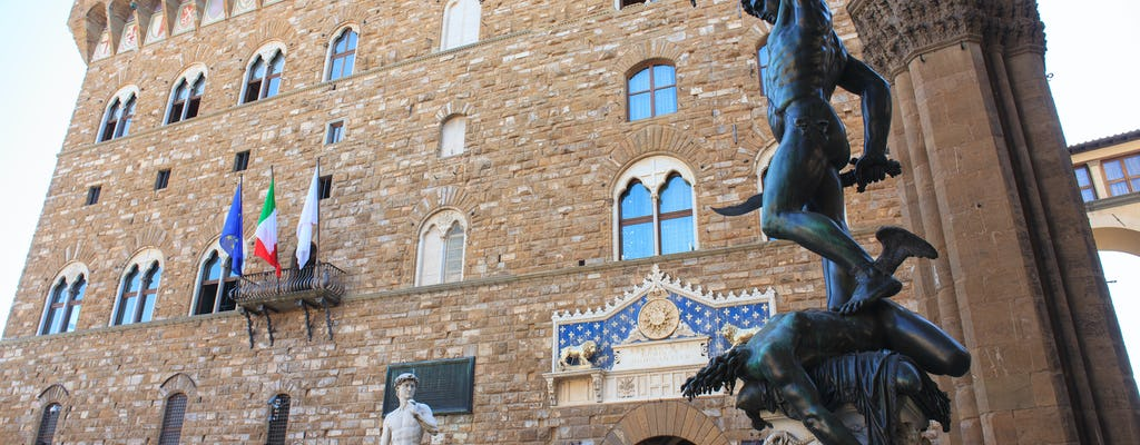 Best of Florence: small-group tour with skip-the-line tickets to David and the Duomo