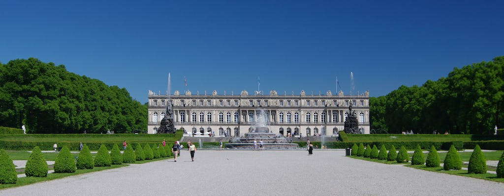 Royal Castle of Herrenchiemsee: Day Trip from Munich