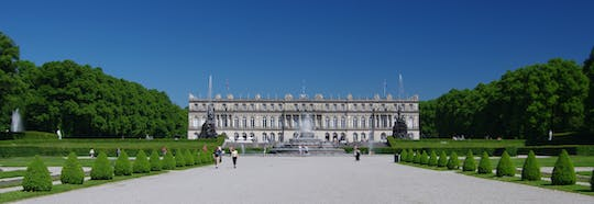 Royal castle of Herrenchiemsee day trip from Munich