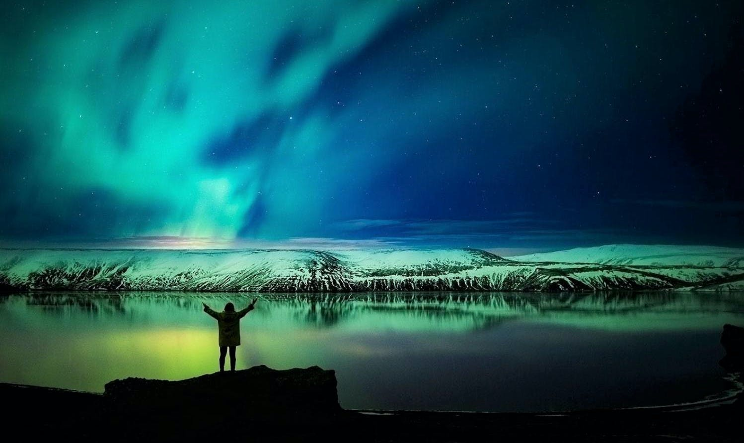 Northern Lights mystery tour from Reykjavik