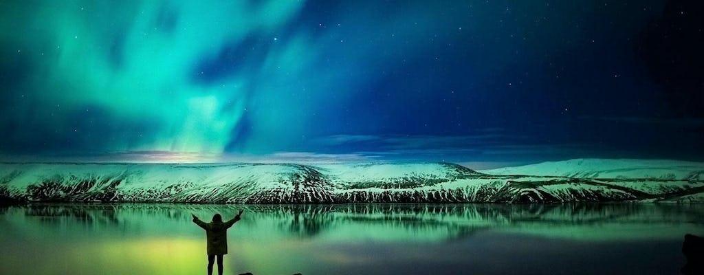 Tour misterioso Northern Lights da Reykjavik