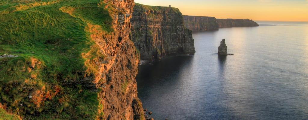 Excursión de un día a Galway a Cliffs of Moher y Burren