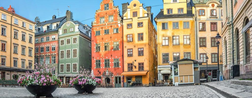 Il meglio del tour di Stoccolma con il Museo Vasa