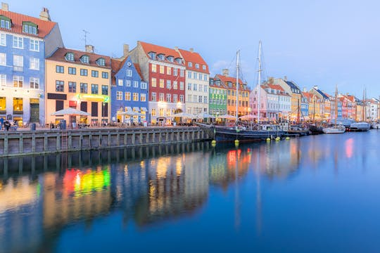 O melhor da turnê de Copenhague