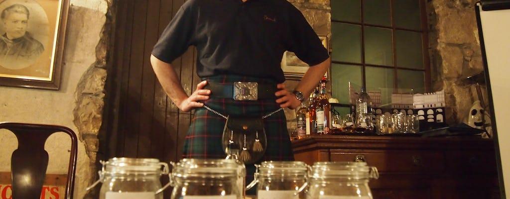Visite de la vieille ville d'Édimbourg avec dégustation de whisky