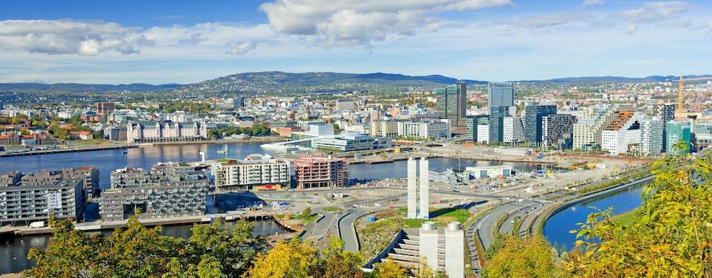 De beste tour van Oslo