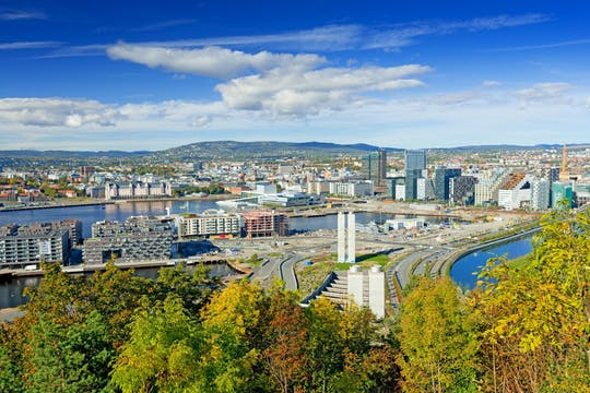 Tour por lo mejor de Oslo