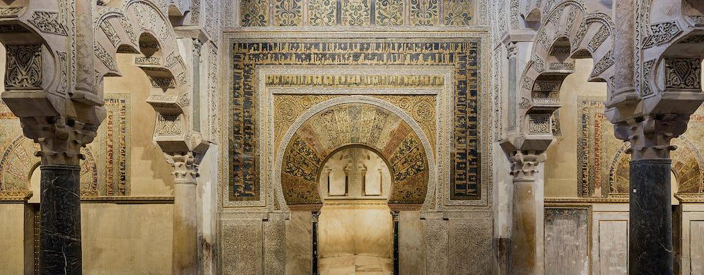 Tour guidato della grande Moschea di Cordova e del quartiere ebraico