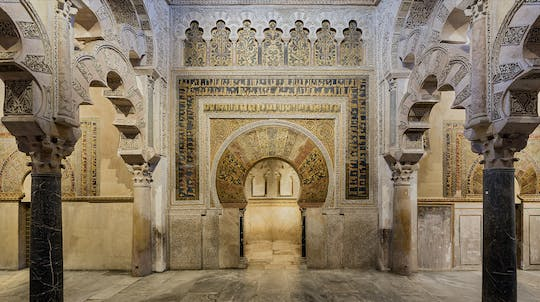 Cathedral-Mosque of Córdoba and Jewish Quarter walking tour