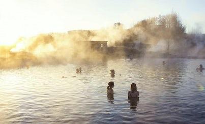 Ver la ciudad,Actividades,Actividades de relax,Excursión a Balneario Blue Lagoon