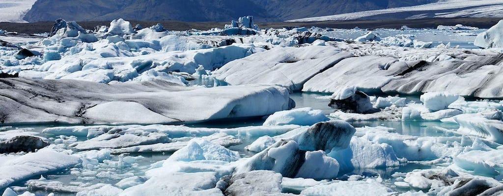 Южного побережья и Тур Ледниковая Лагуна Екюльсаурлоун из Рейкьявика