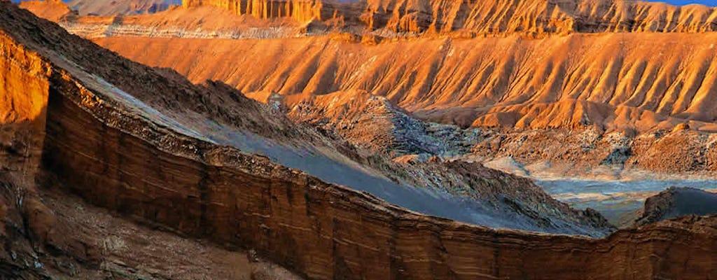Excursión de medio día al Valle de la Luna y al Valle de la Muerte