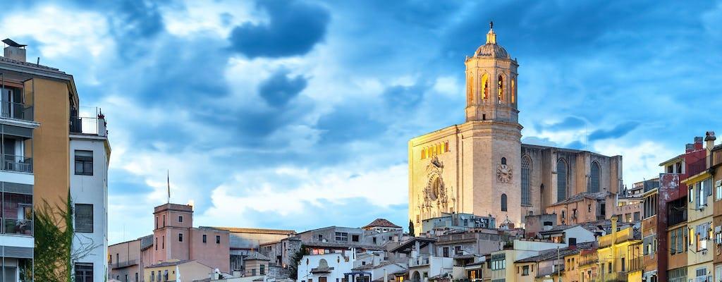 Visite en bus de Figueres et Gérone de Dalí depuis Barcelone