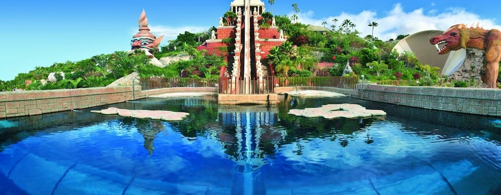 Siam Park in Tenerife skip-the-line tickets