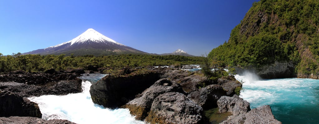 Andean crossing experience from Puerto Varas to Bariloche